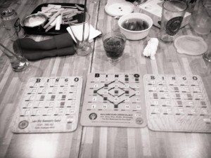 BBB (Burgers + Bingo!) @ Ballard Elks Lodge #827 | Seattle | Washington | United States