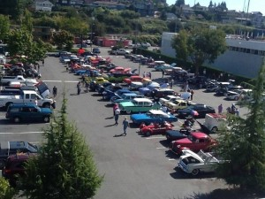 Ballard Elks Annual Car Show @ Ballard Elks Lodge #827